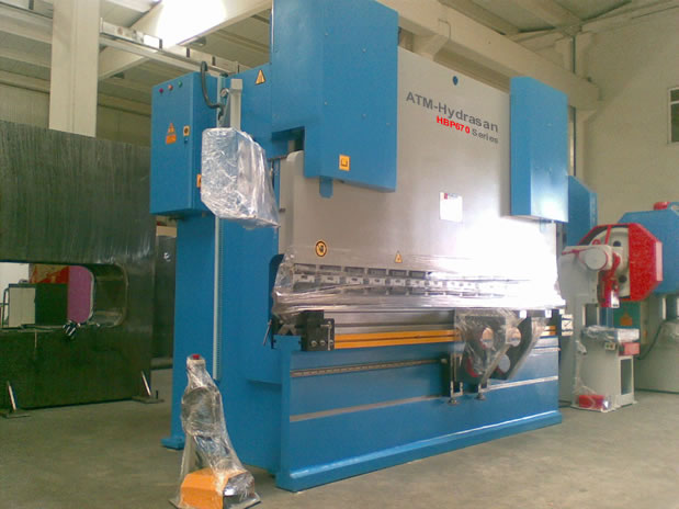 Workshop Press Brakes
